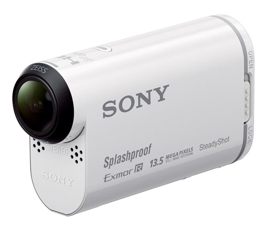 The Sony Action Cam