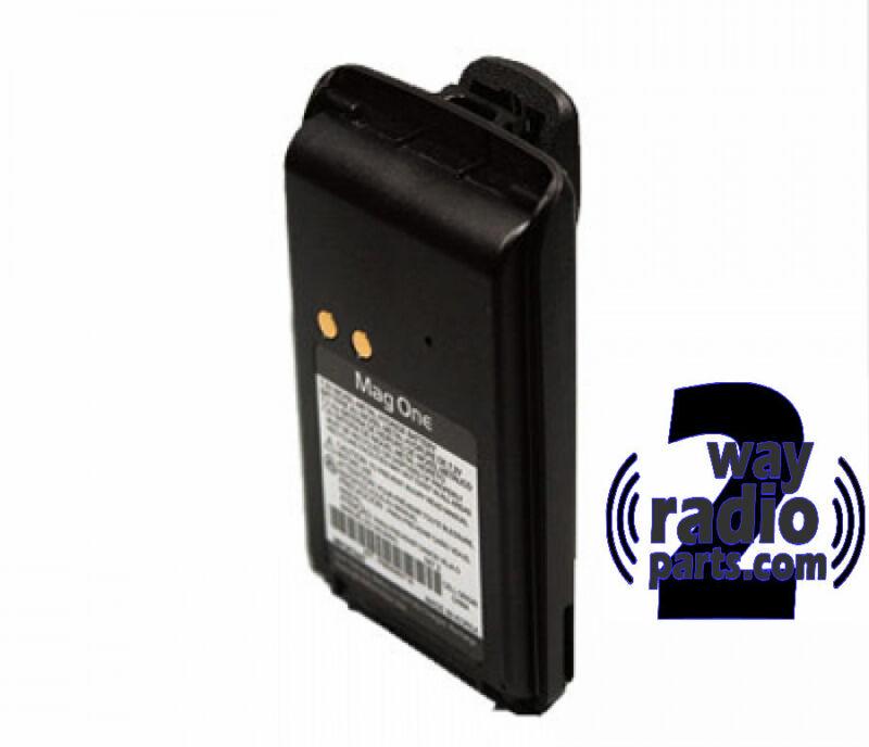 MOTOROLA MAG ONE BPR40 - REAL OEM Battery - PMNN4071 Factory Fresh! w/ Belt Clip