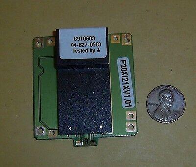 X-band Transceiver 10.525 Ghz Microwave Doppler Motion Detector Model Mdu1420