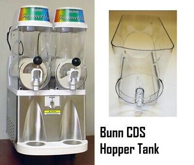 Bunn Cds Slush Machine Hopper Tank Bowl
