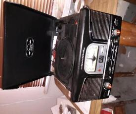 Murphy radio CD record player