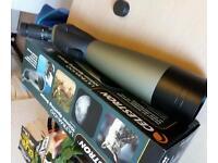 Celestron optima 100 spotting scope