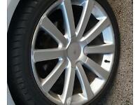Audi 19 alloy