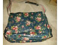 Cath Kidston Spray Flowers changing bag matches Maclaren stroller