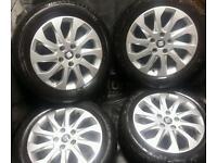 16 inch 5x112 genuine Seat alloys wheels