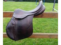 Saddle 16.5 inch