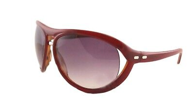 TOM FORD NEW AUTH $399 Women's Red Cameron Designer Sunglasses Model # TF72