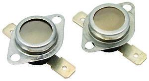 Tumble Dryer Thermostat Kit For Hotpoint, Creda, Indesit, Ariston & Proline