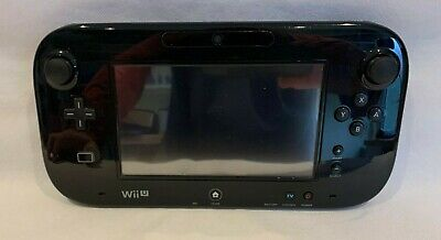 NINTENDO WII U CONSOLE SCREEN ONLY FULLY WORKING