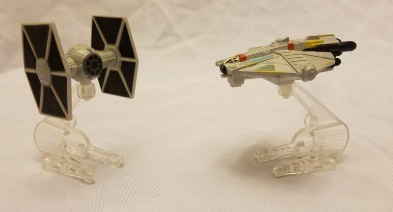 Star Wars Miniatures Starship battleship Trade Federation Battleship