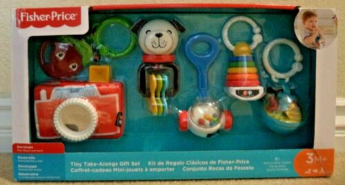 FISHER PRICE TINY TAKE - ALONGS GIFT SET FBH63  *NEW*