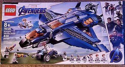 LEGO Marvel Avengers: Avengers Ultimate Quinjet  (76126)