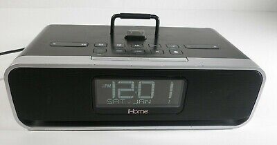 iHOME Ipod Dock IHOME iD92 Alarm Clock Radio Ipod Dock IHOME Ipod Clock