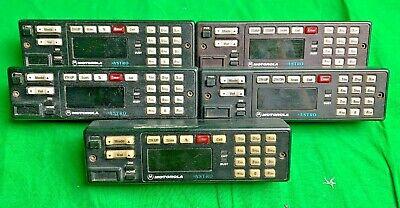 Motorola Astro Radio Control Head Face Plate Hln6563b