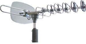 SUPERSONIC REMOTE CONTROLLED ELECTRIC HD TELEVISION TV ANTENA ANTENNA 1080P 720p