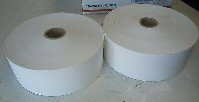 Intertape 2 12 X 600 Convoy Medium Duty Gum Side In Paper Tape White 2 Rolls