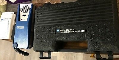 Tif Model 5550 Automatic Halogen Leak Detector - Free Shipping-used Works Great