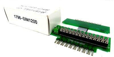 New Micrologix 1796-sim1200 Input Simulator 1796sim1200