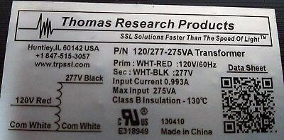Step-up Autotransformers 120277-275va-ic
