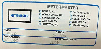 Meter Master At1025
