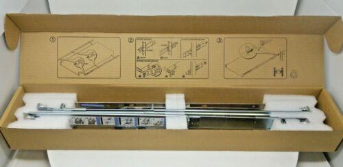 Dell 0C597M PowerEdge Server Rail Kit 2/4 Post 1U Static Rackmount Rack