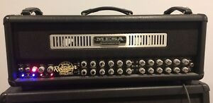 Mesa Boogie Road King Dual Rectifier Guitar Amplifier Head