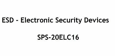 ESD Electronic Security Devices SPS-20ELC16 Switching Power Supply [CTSA]