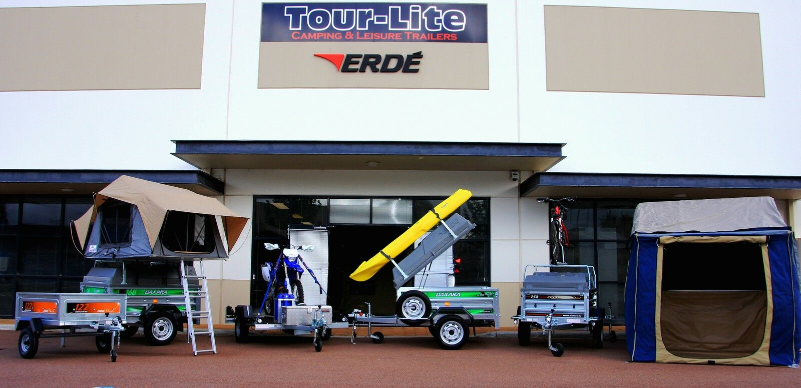 Tourlite Trailers