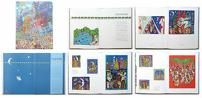 James Rizzi - The New York Paintings - Buch