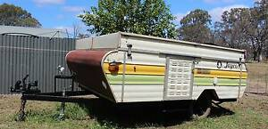 1984 Jayco Dove Campervan Apsley West Wimmera Area Preview