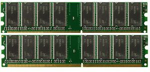 2GB-2X1GB-DDR-Memory-eMachines-eMachines-T3092