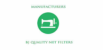 BJ NET AND AQUATIC FILTERS