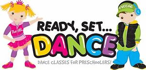 READY SET DANCE - Dance, Music and Singing classes for Toddlers. East Maitland Maitland Area Preview