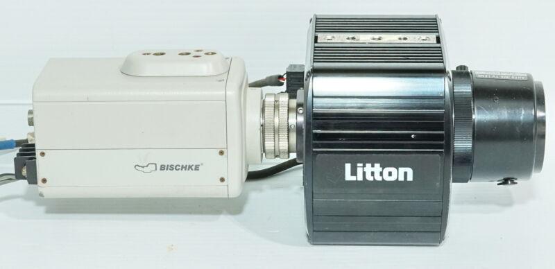 Litton Intellivu M2160-000 Camera Image Enhancer CCTV Intensifier Night Vision