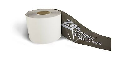 Huber Zip System Stretch Tape 6 Inches X 20 Feet Self-adhesive Flashing F...
