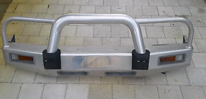 Hilux Surf Alloy Bull Bar East Cannington Canning Area Preview