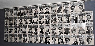 Heyne Filmbibliothek - 59 Stück - Bilder beachten !!! ()