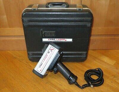 Kustom Signals Pro Laser Iii 3 Lidar Police Laser Radar Gun - Tested