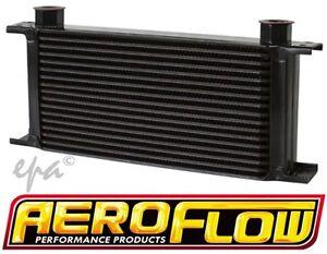 AEROFLOW ENGINE / TRANS OIL COOLER AF72-4010 HOLDEN 253 308 LS1 TURBO MONARO