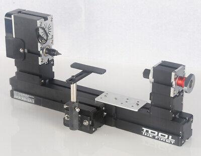 60W Big Metal Wood-turning Drehmaschine Maschinen Holzbearbeitung DIY Power Tool