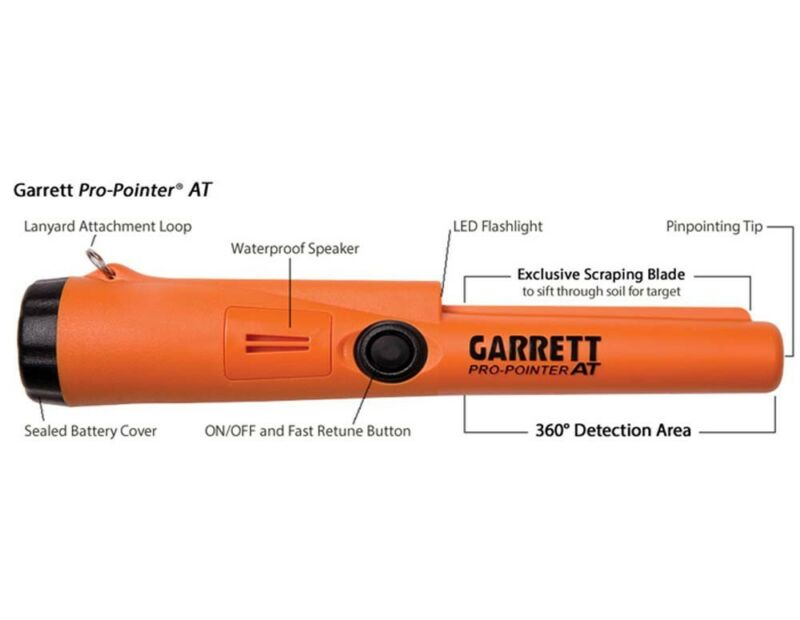 Garrett PRO-Pointer AT Pinpointing Metal Detector Accessory