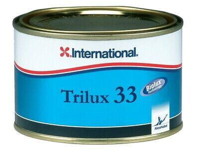 International Trilux 33 Aluminium Outdrive Antifoul Boat Yacht Antifouling Paint
