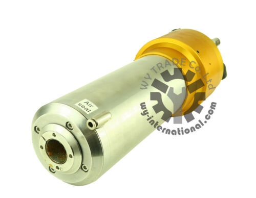 CNC ATC Water-Cooled automatic tool change Spindle Motor ISO20 220V 24000rpm
