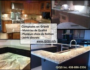 Custom Quality Countertops LOWEST PRICE West Island Greater Montréal image 5