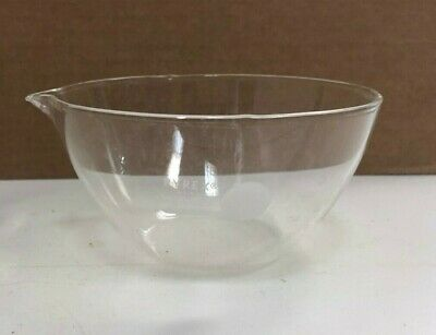 Pyrex Mixing Bowl Or Dish 125 X 65 Chemistry Lab Glassware