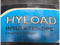 HYLOAD INSULATED DAMP PROOF 8m x 180mm