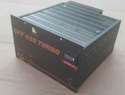 Alcatel Cff 450 Turbo Vacuum Pump Controller