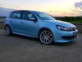 Volkswagen Golf S Bluemotion Tdi