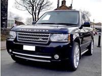 Range Rover Vogue - 2012 Autobiography Facelift Conversion 3.0 Diesel Sport replica