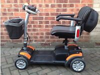 TGA Eclipse Mobility Scooter - excellent condition, hardly used
